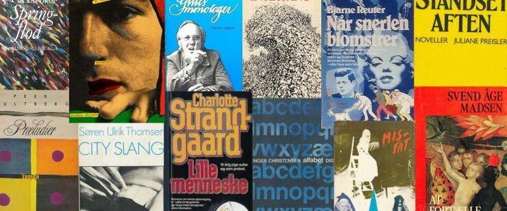 tema - 80'er litteratur