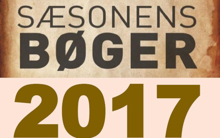 Sæsonens Bøger 2017