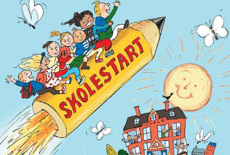 Skolestart 2016 - gode bøger