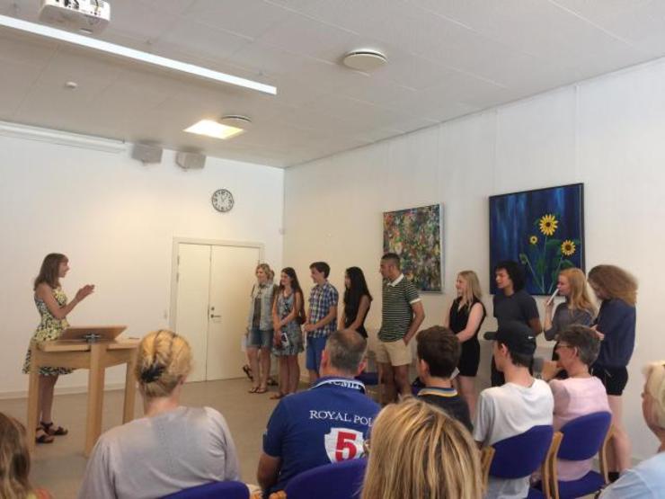 Forfatterskolen for Unge i Holbæk