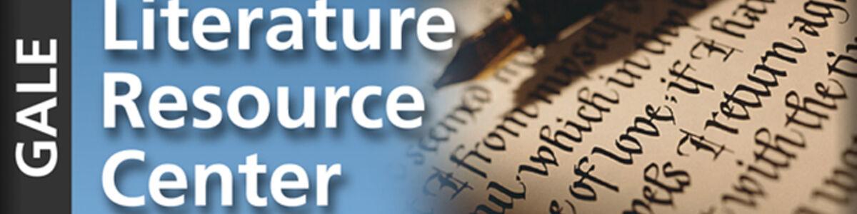 Literature Ressource Center