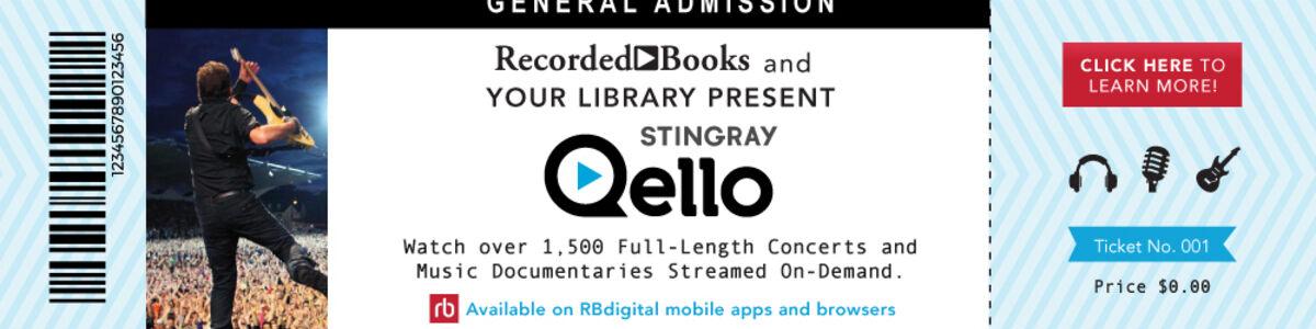 Stingray Quello - koncerter og musikdokumentarer på nettet