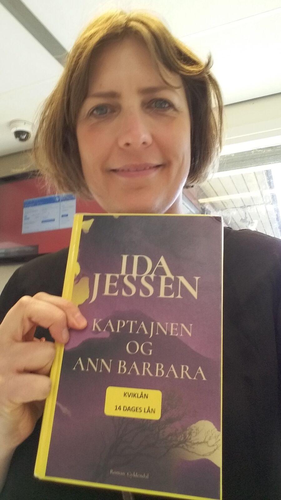 Personalets favoritter - Læsernes Bogpris: Ane