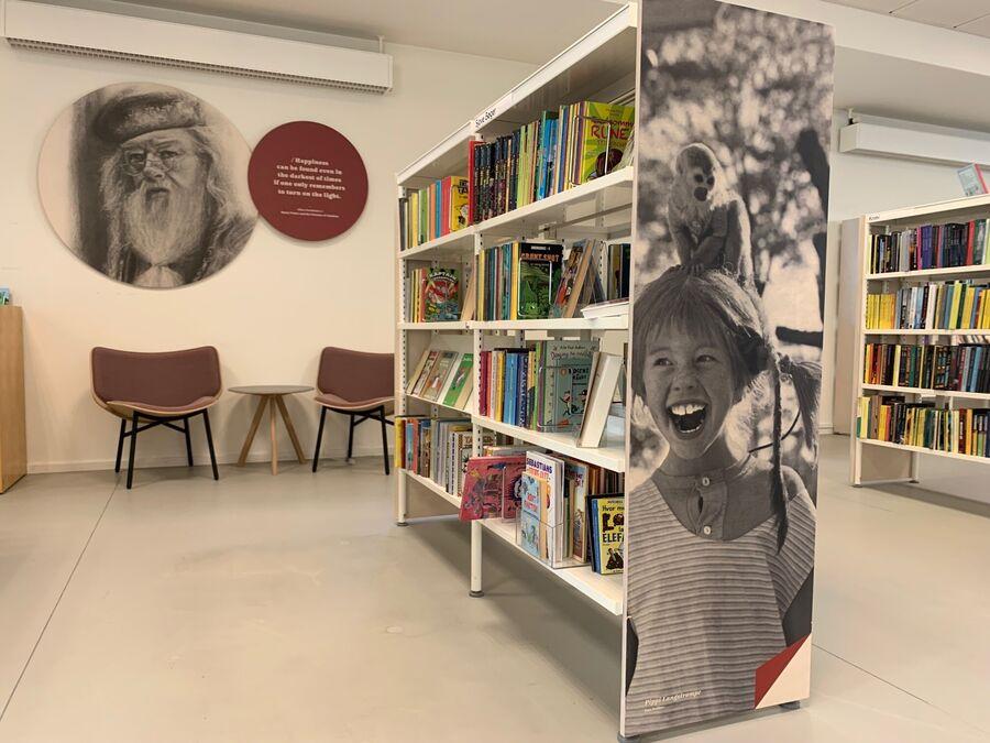 Børnebiblioteket - Holbæk Bibliotekerne