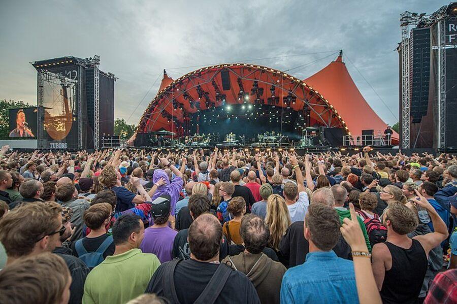 Roskilde Festival 2012. Foto: Bill Ebbesen