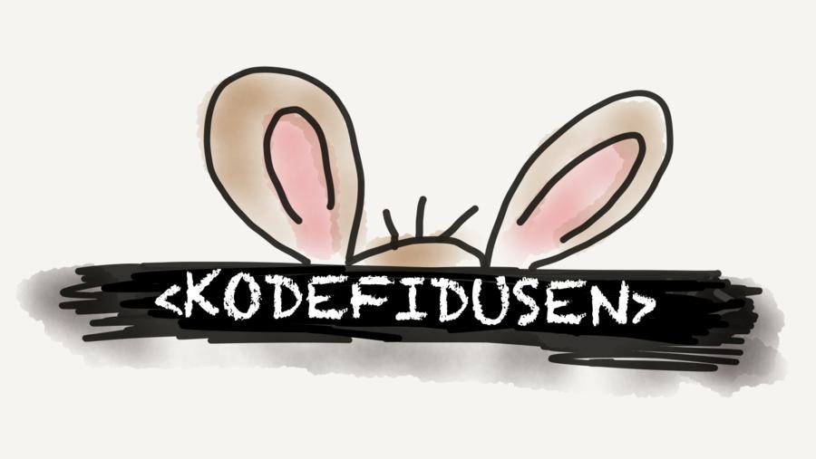 kodefidusen logo