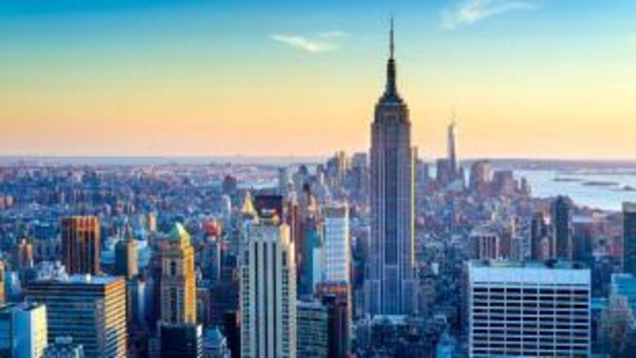 New York skyliner
