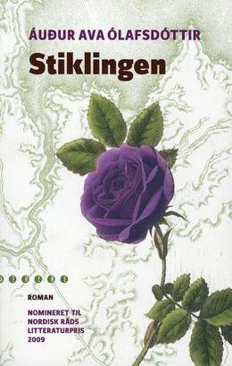 Auður Ava Ólafsdóttir: Stiklingen : roman