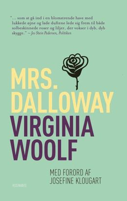 Virginia Woolf: Mrs. Dalloway : roman (Ved Jørgen Christian Hansen)
